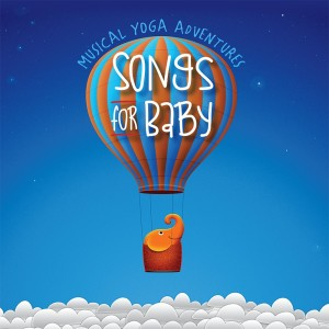 Musical Yoga Adventures: Songs for Baby. This new CD is available from our website, on CD Baby, Amazon, and as a download, on iTunes. We hope you and baby enjoy the music; we think you will see how much it helps make the world brighter for both you and your newborn or toddler.